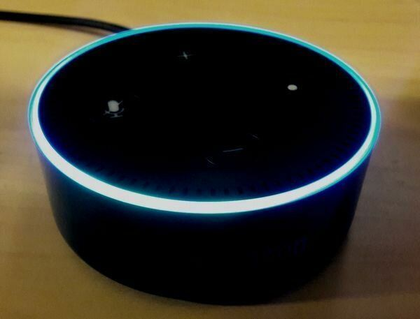 EchoDot Amazon Echo