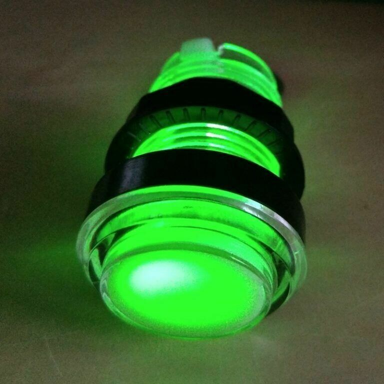 Grüner Button
