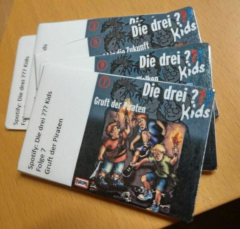 Mehrere Rfid Karten