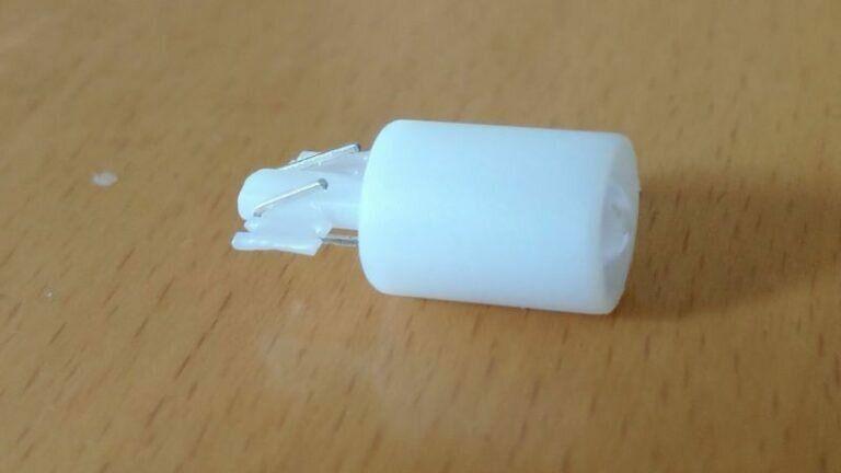 neue LED für Button