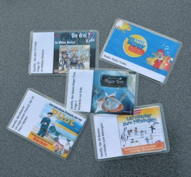 Phoniebox Rfid Karten