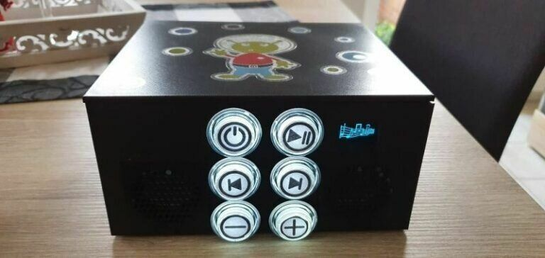 Annex Phoniebox Design