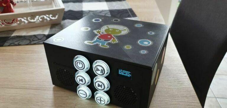 PBox 3 Design