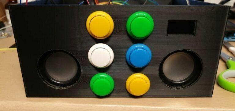 PBox 6 Design