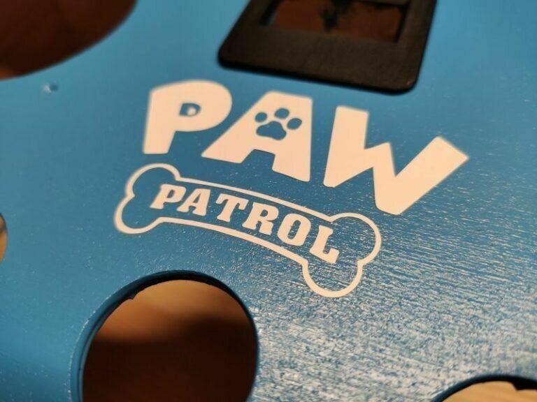 Paw Patrol Aufkleber