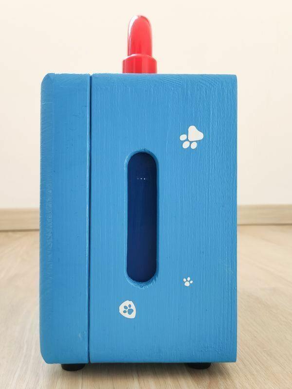 Design der fertigen Phoniebox