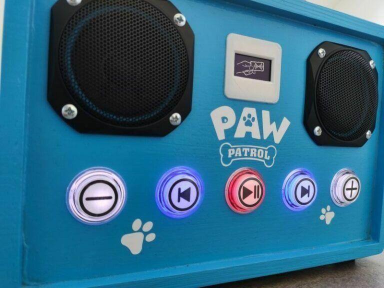 Paw Patrol Musikbox Phoniebox
