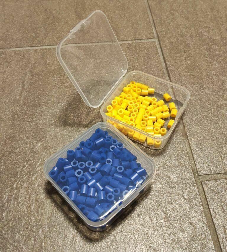 kleine Boxen, stabil und platzsparend