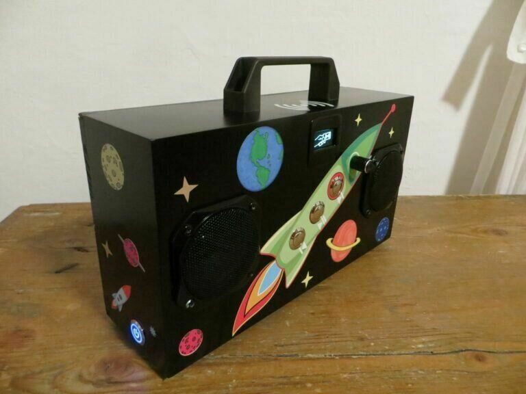 Space Box 1