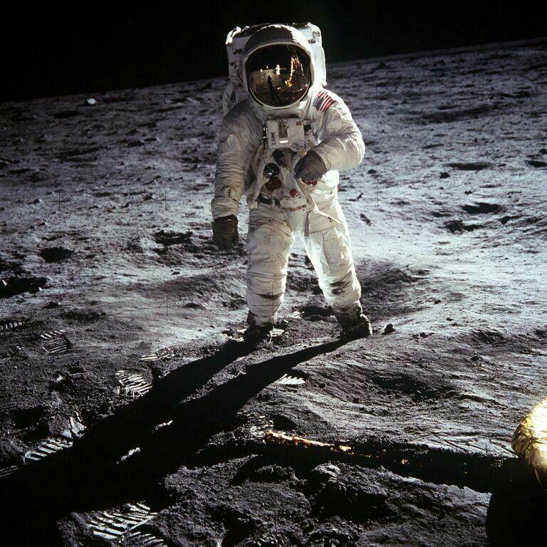 Astronaut: Buzz Aldrin